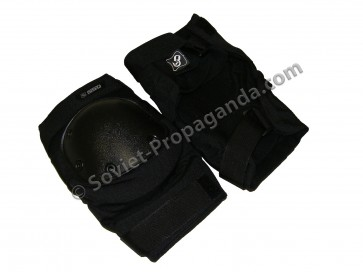 SPOSN GUARD Knee Pads (Black)