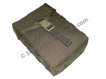 TECHINKOM (UMTBS) PKM Box 100rds Pouch for 6SH112 in Olive