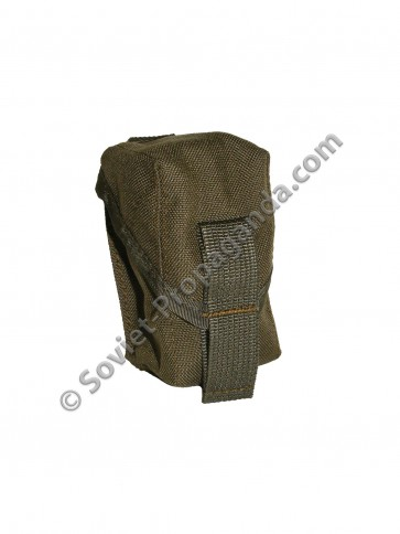 ANA MOLLE Grenade Pouch in OLIVE