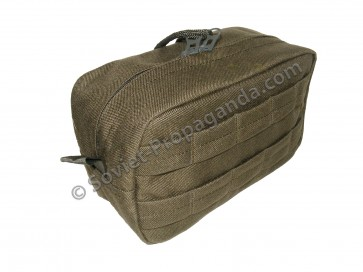 ANA MOLLE Pouch for Optics in Olive